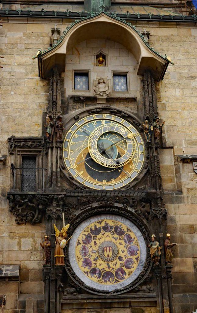 Astronomische Uhr Prag Altstadt