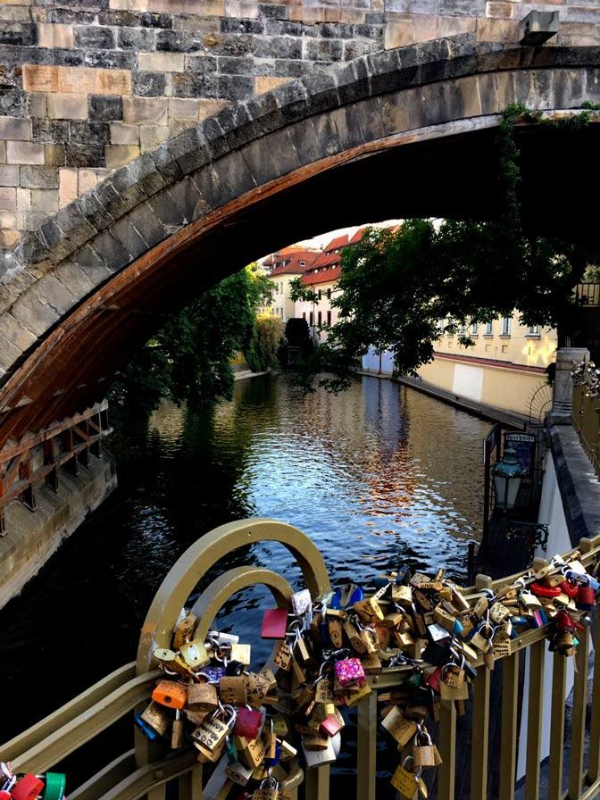 Prag-Mühlrad-Tschechien