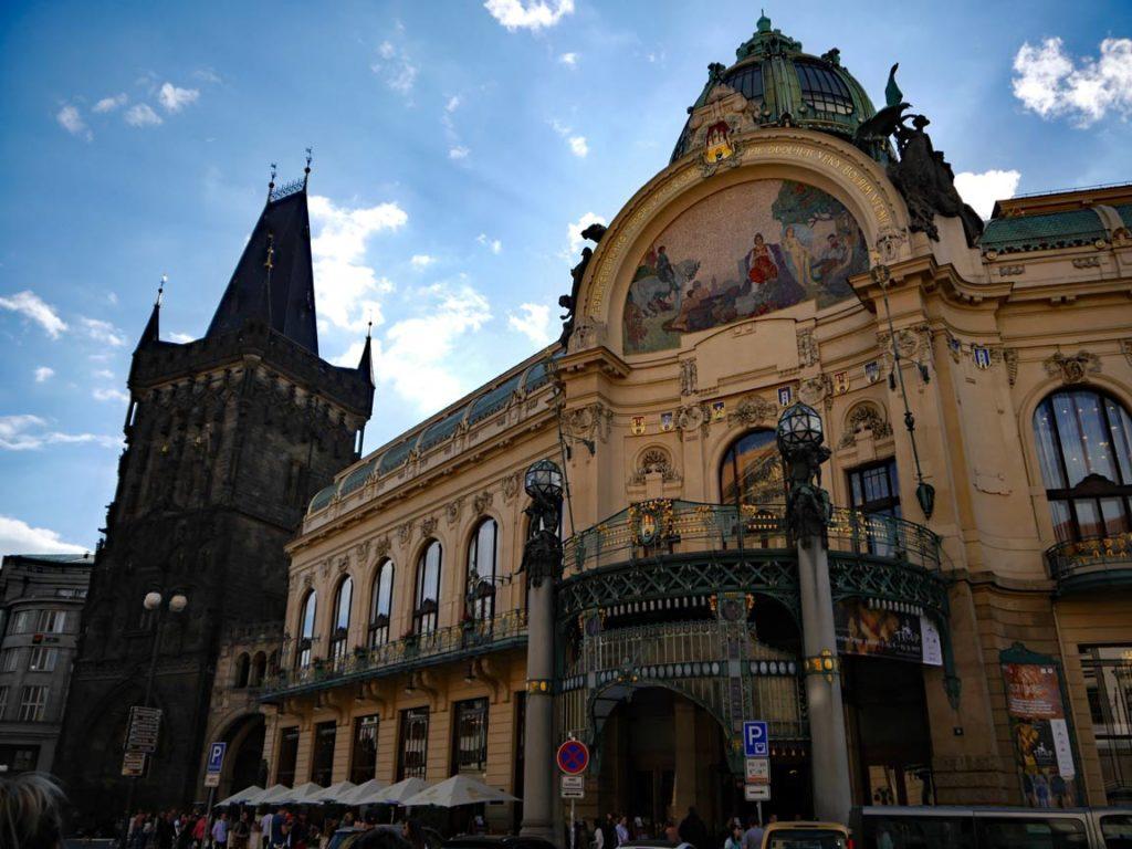 Prag-Tschechien-Wochenendausflug-Familie