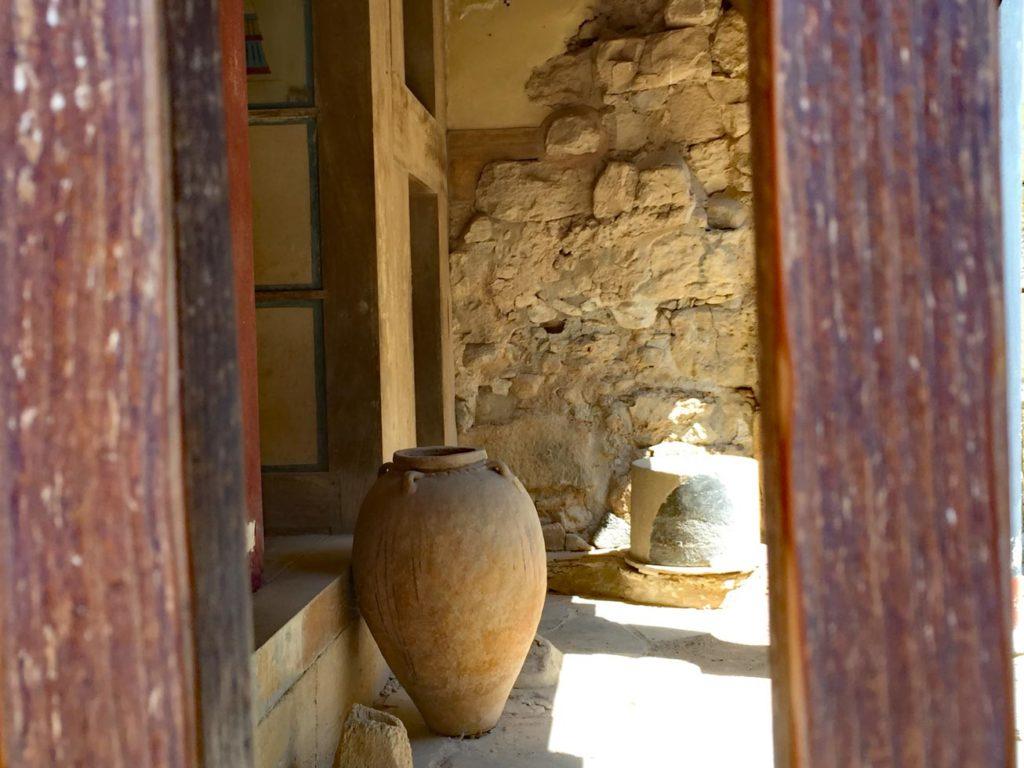Kreta-Ausflug-Knossos