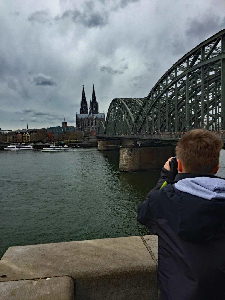 Kölner Dom Familienausflug Köln