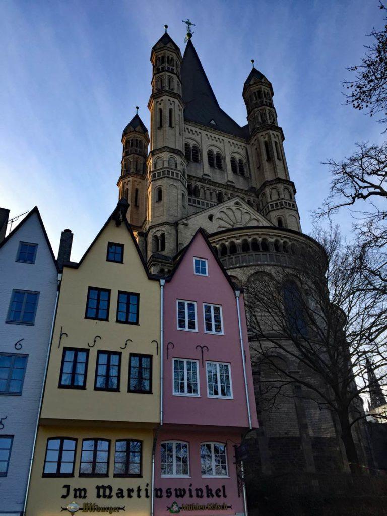 Kirche-Köln-Groß-St-Martin-Ausgrabung