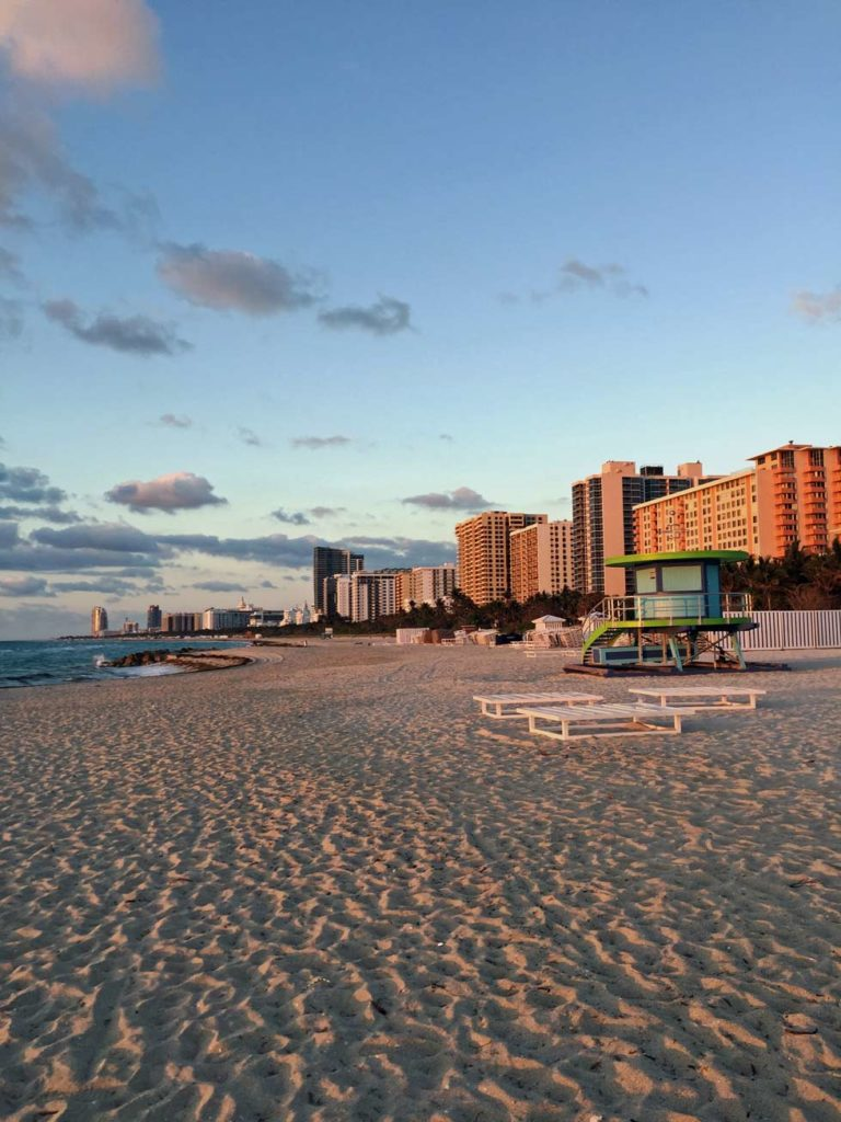 Miami Beach Florida Roadtrip mit Kindern