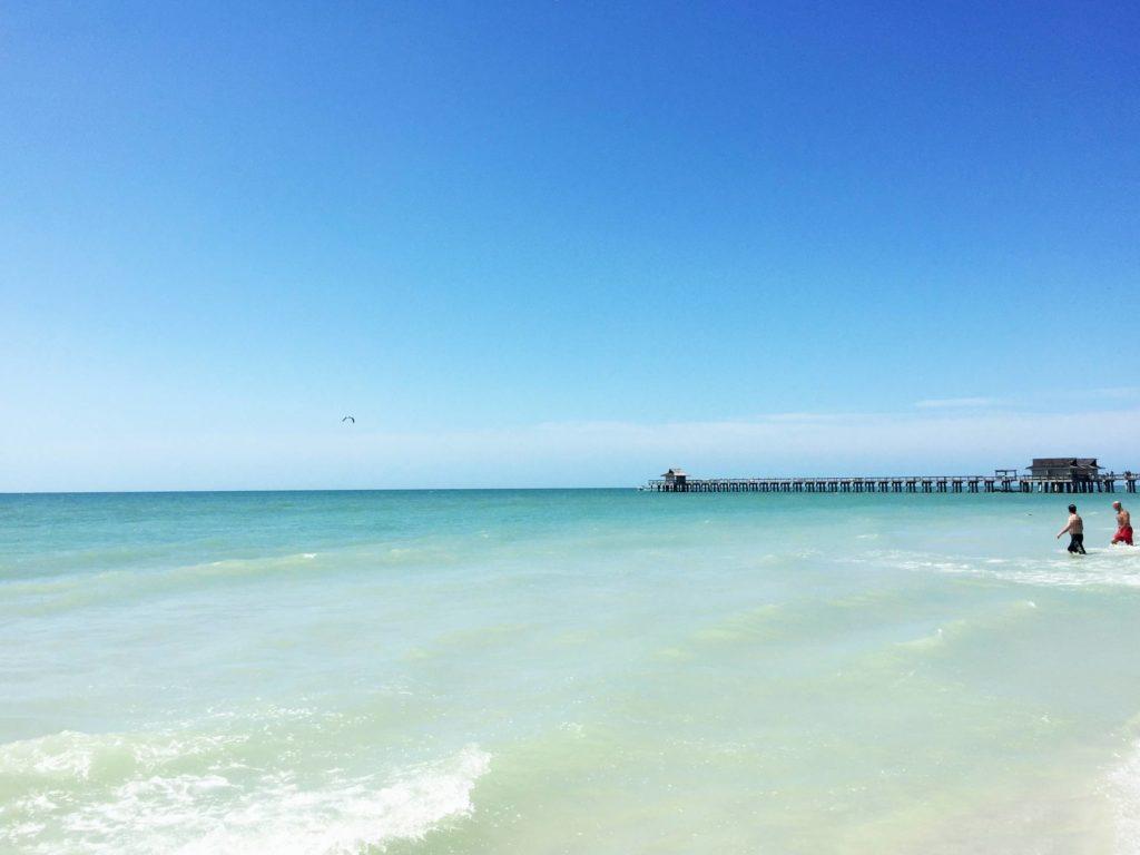 Naples-Beach-Florida-Traumstrand