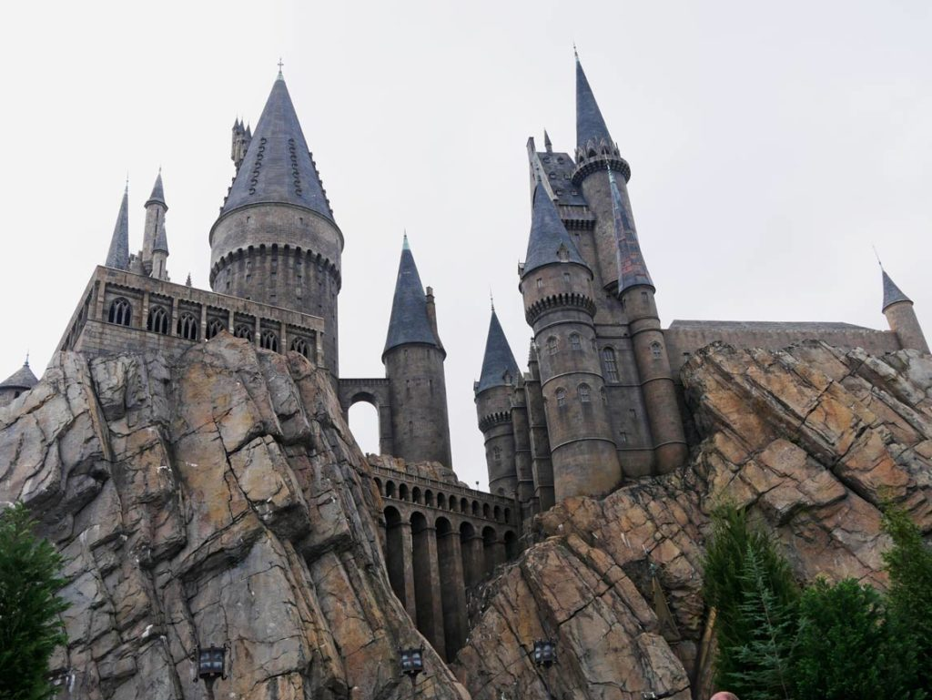 hogwarts universal studios orlando