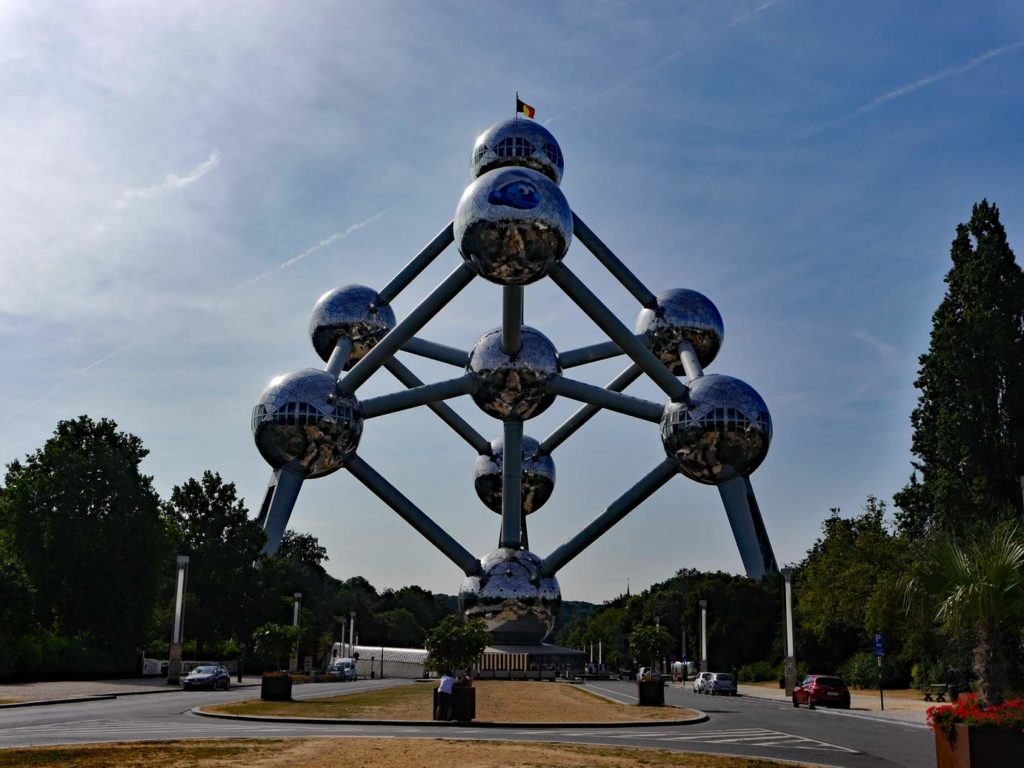Atomium-Belgien-Brüssel