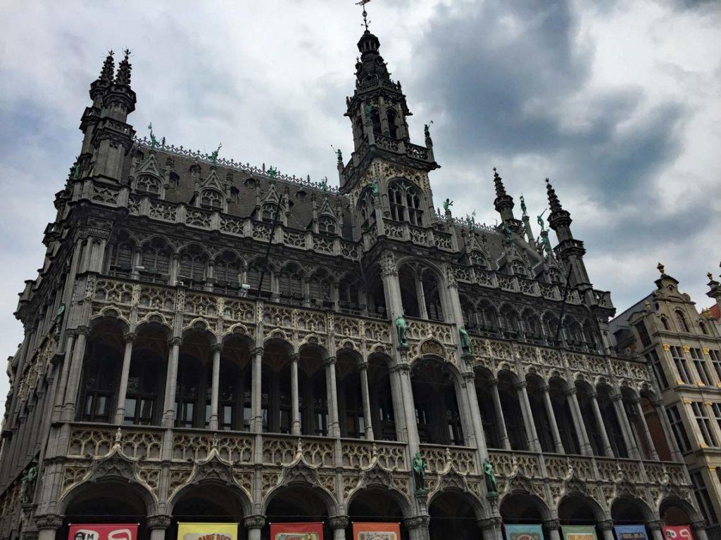 Brüssel-Grand-Place-Belgien