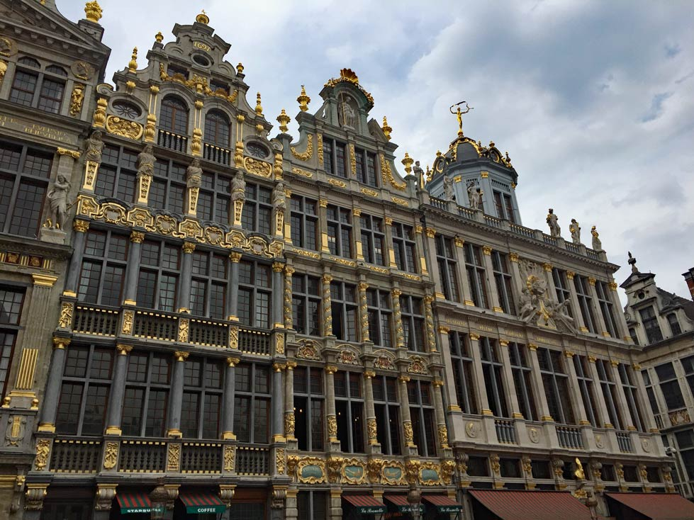 Grand-Place-Belgien-Brüssel