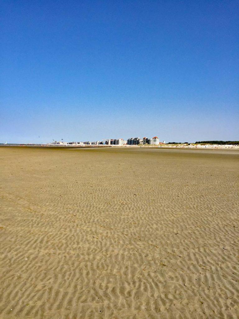 Heist-Flandern-Strand Zeebrügge