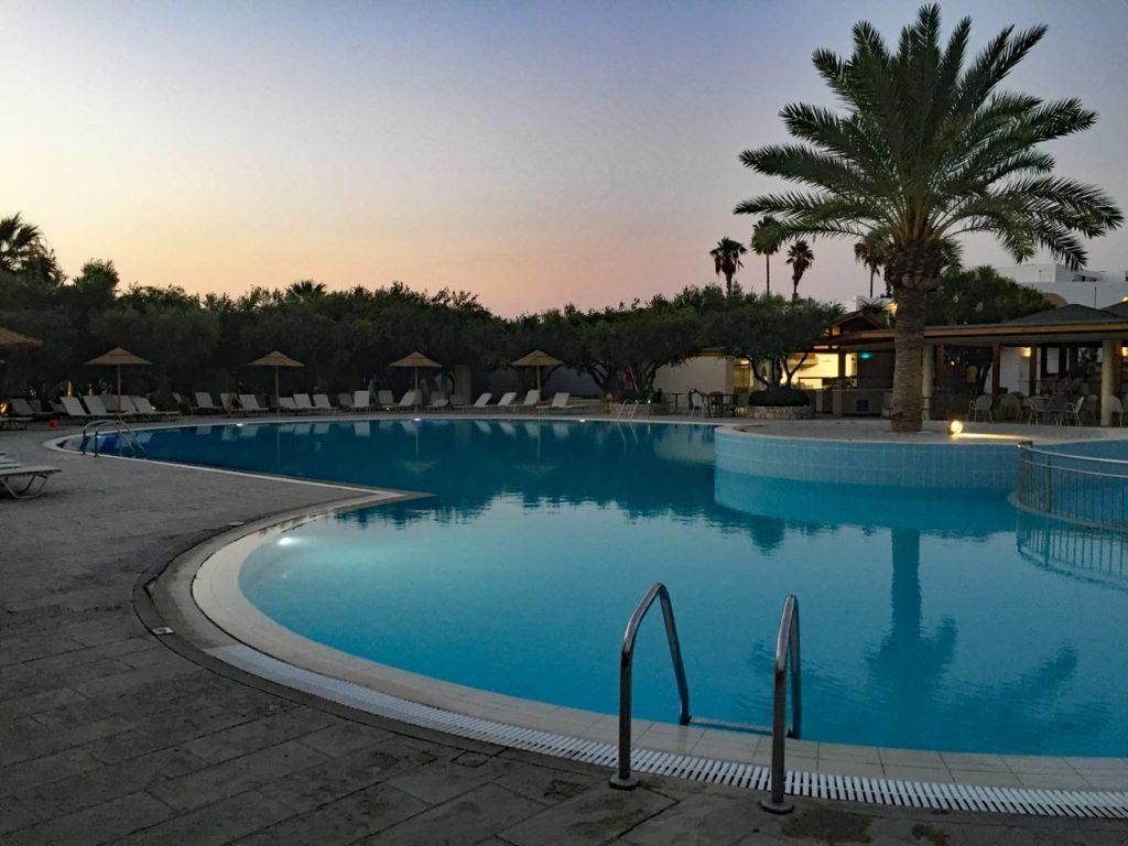 Alex Beach Rhodos Familienhotel
