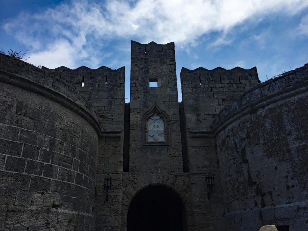 Rhodos-Stadt-Festung