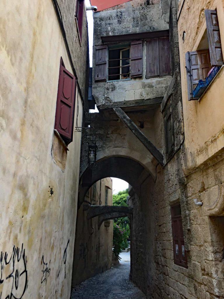 Rhodos-Stadt-Sommerurlaub-Griechenland