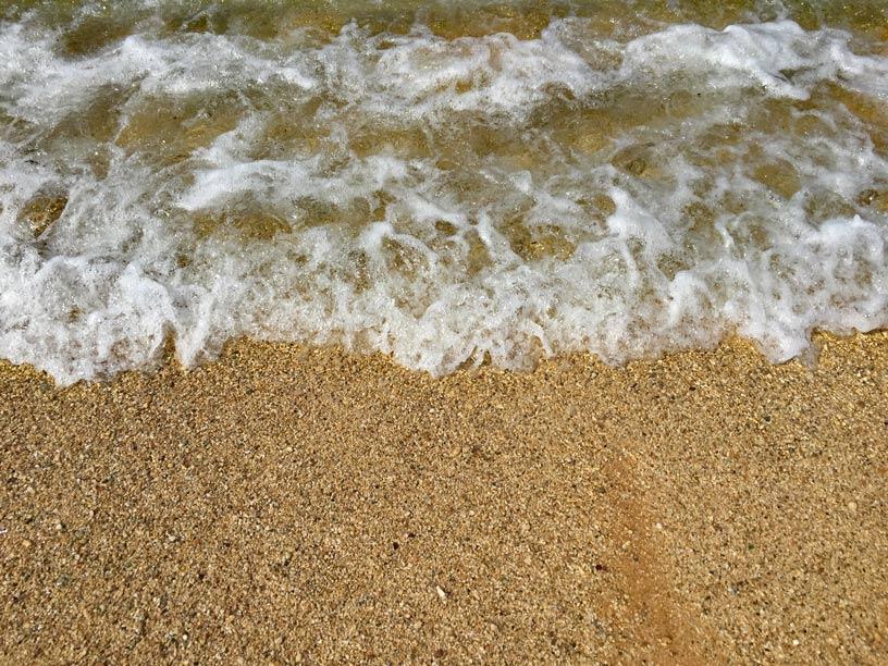 Sandstrand-Malta-Gnejna-Beach