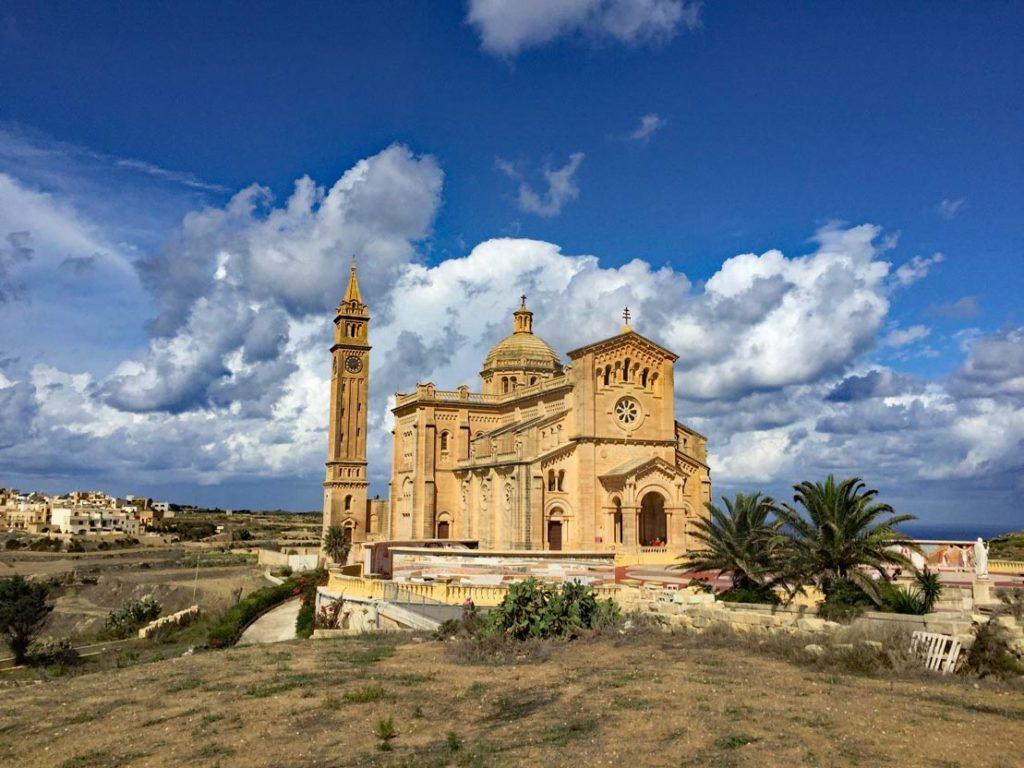 malta-wallfahrtskirche-gozo