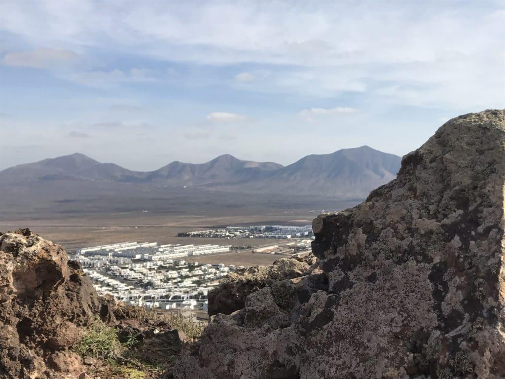 Vulkan Montana Roja Lanzarote