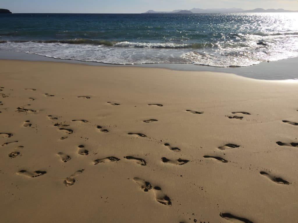 Papagayo Strand - Lanzarote