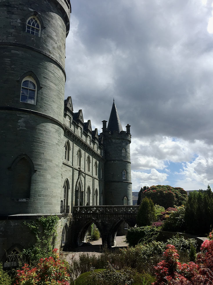 Inveraray-Castle Downton Abbey