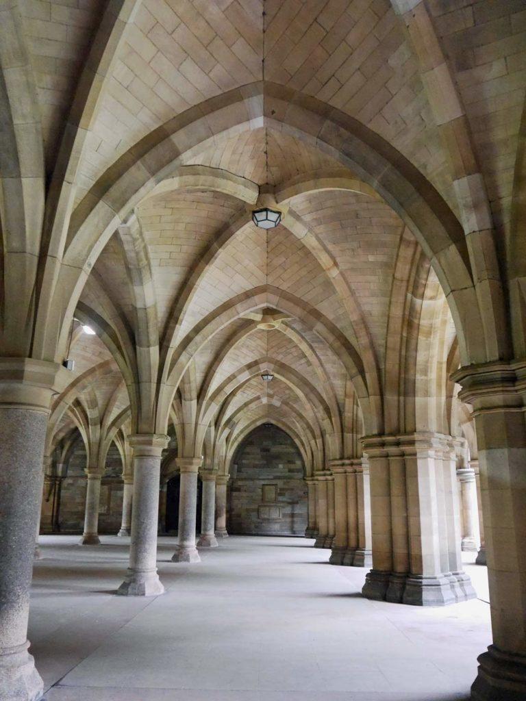 University-Glasgow Harry Potter Feeling