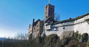 Wartburg und Drachenschlucht