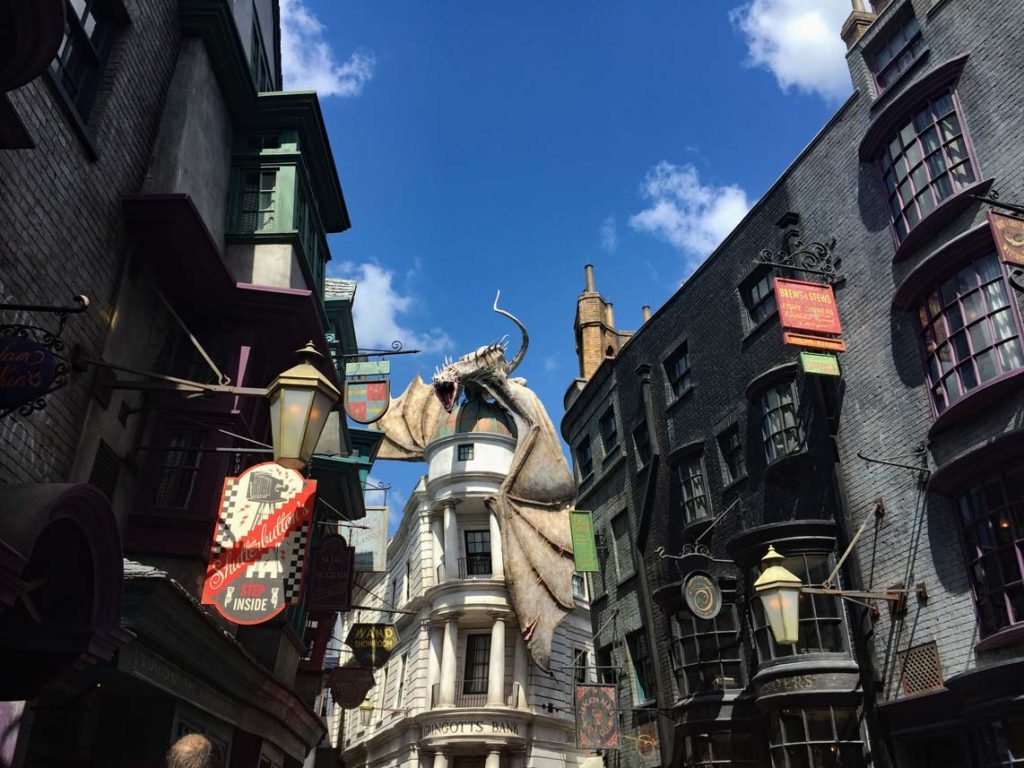 Universal-Studios-Winkelgasse