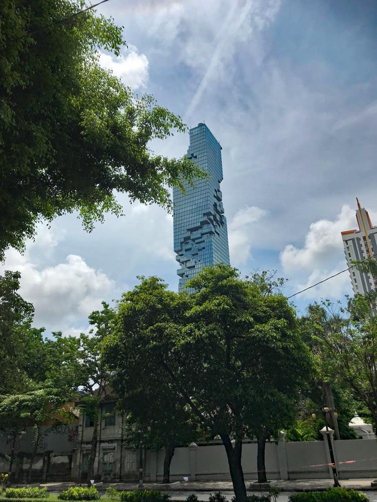 hochhaus bangkok