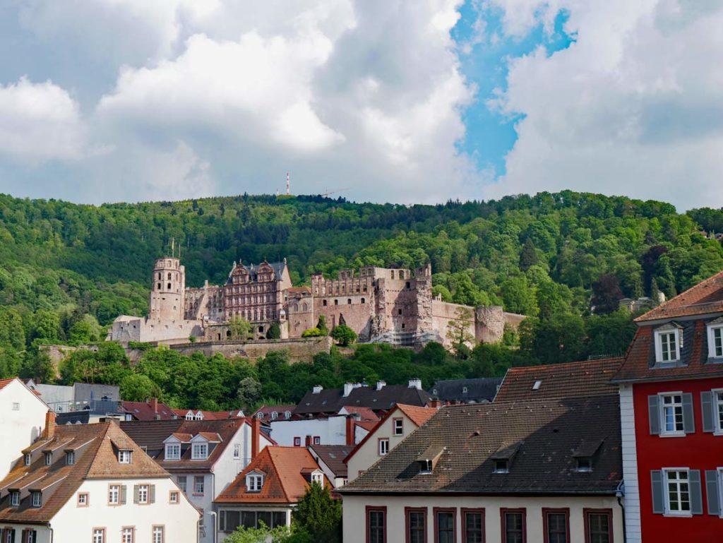 Schloss Heidelberg mit Kindern besuchen