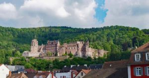 Heidelberg mit Kindern