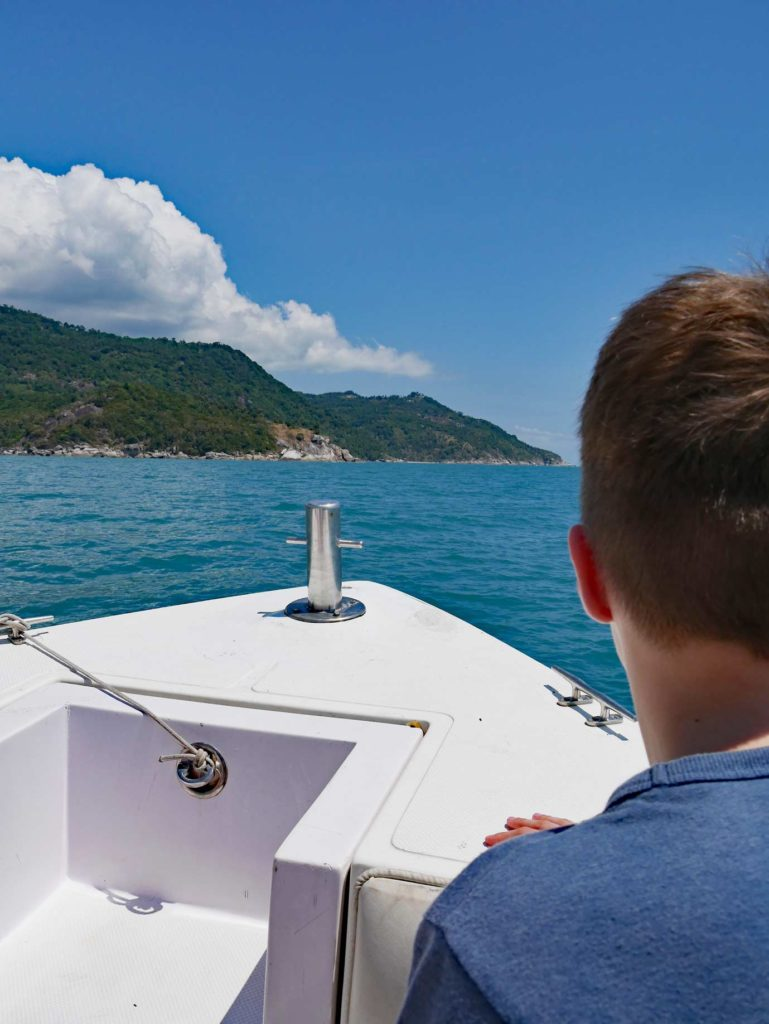 anreise koh phangan speedboat