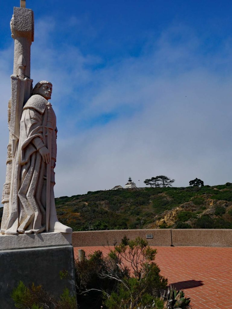 cabrillo-monument-point-loma-san-diego-mit-kindern