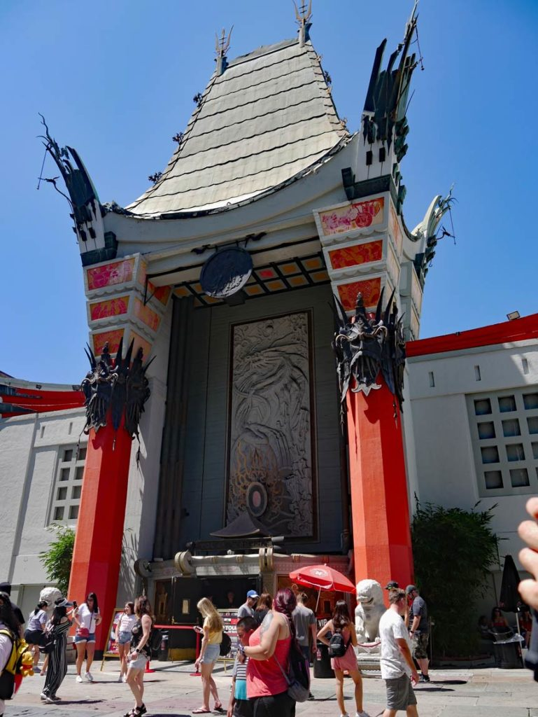 chinese theatre los angeles mit kindern