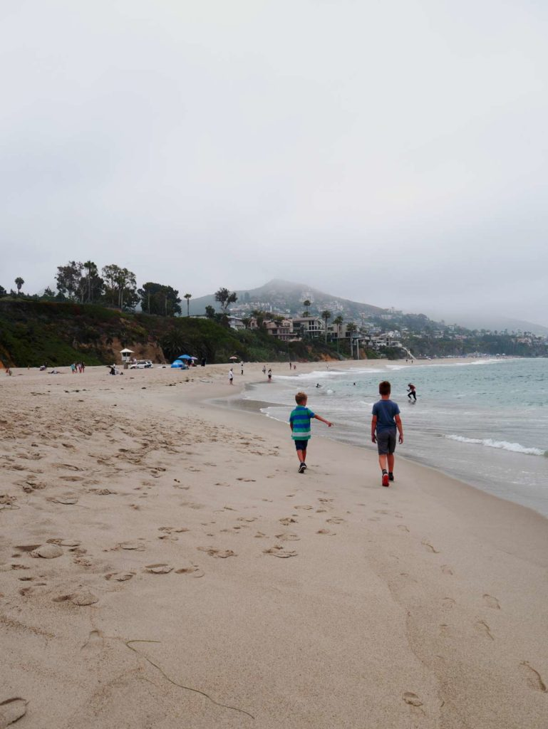 laguna beach private drive los angeles mit kindern