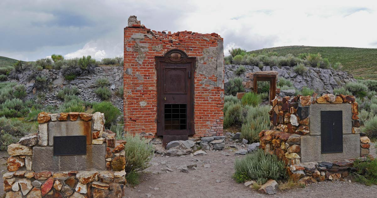 You are currently viewing Mono Lake und Geisterstadt Bodie