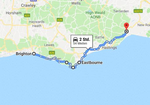 Brighton-Rye