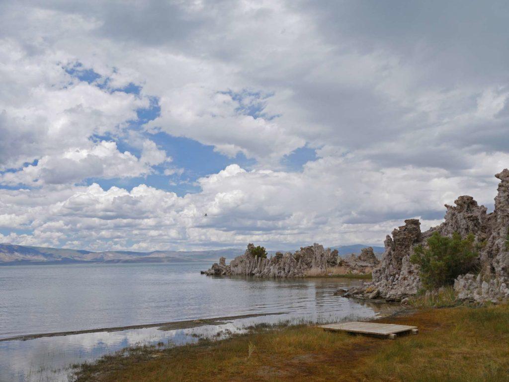 kalktuff formation mono lake mit kindern