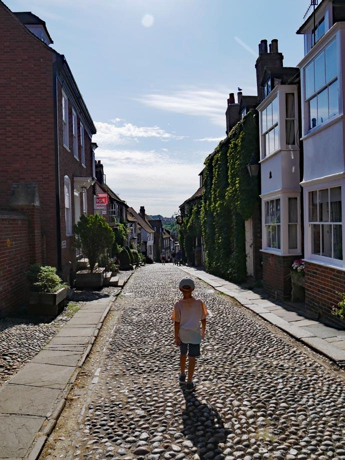 mermaid-street-rye-suedengland-mit-kindern-rundreise-großbritannien