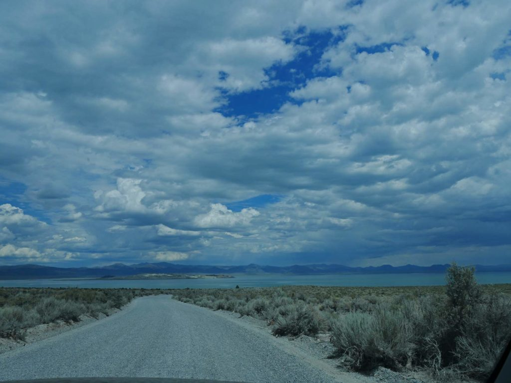 roadtrip kalifornien mono lake mit kindern 1