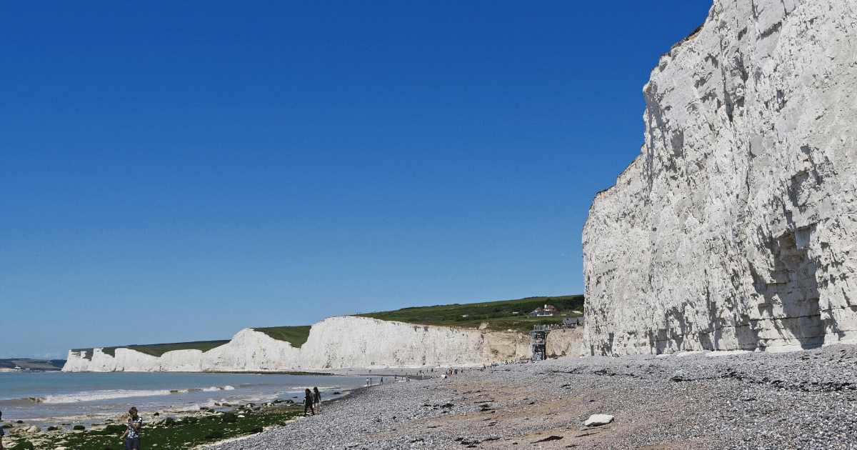 Südküste Englands – Brighton nach Rye
