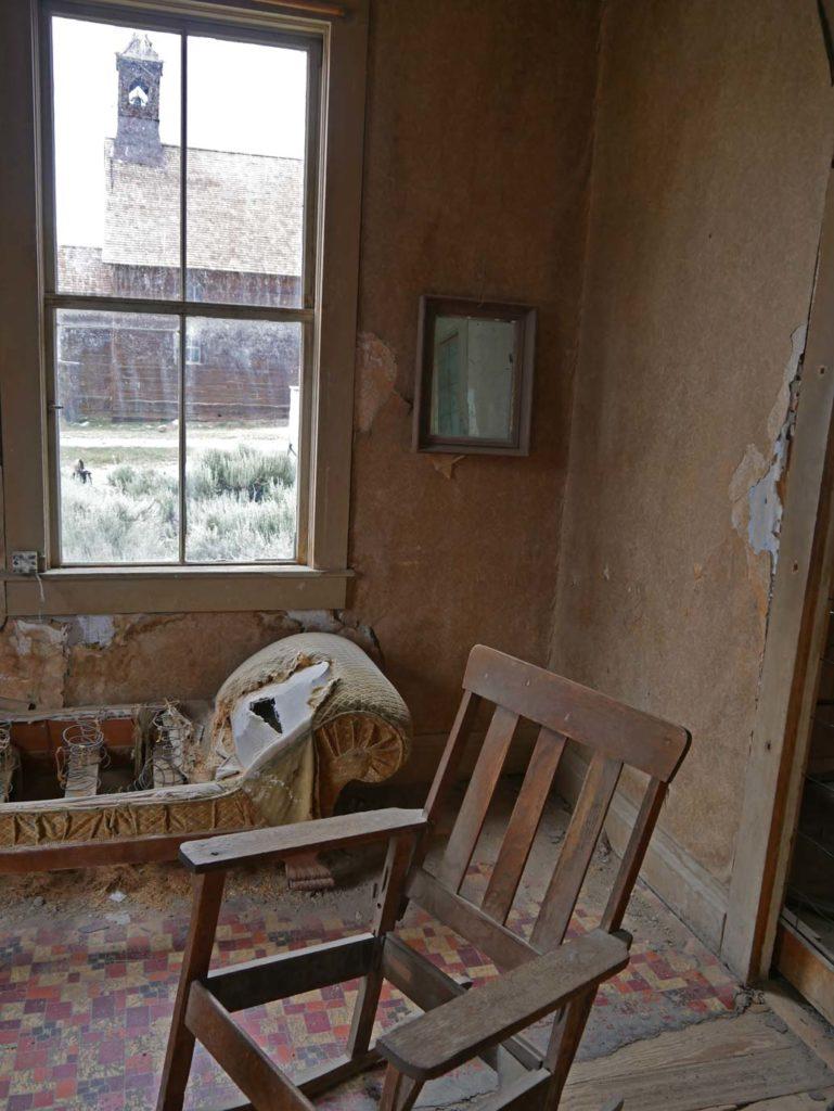 verlassene haeuser ghosttown bodie mit kindern