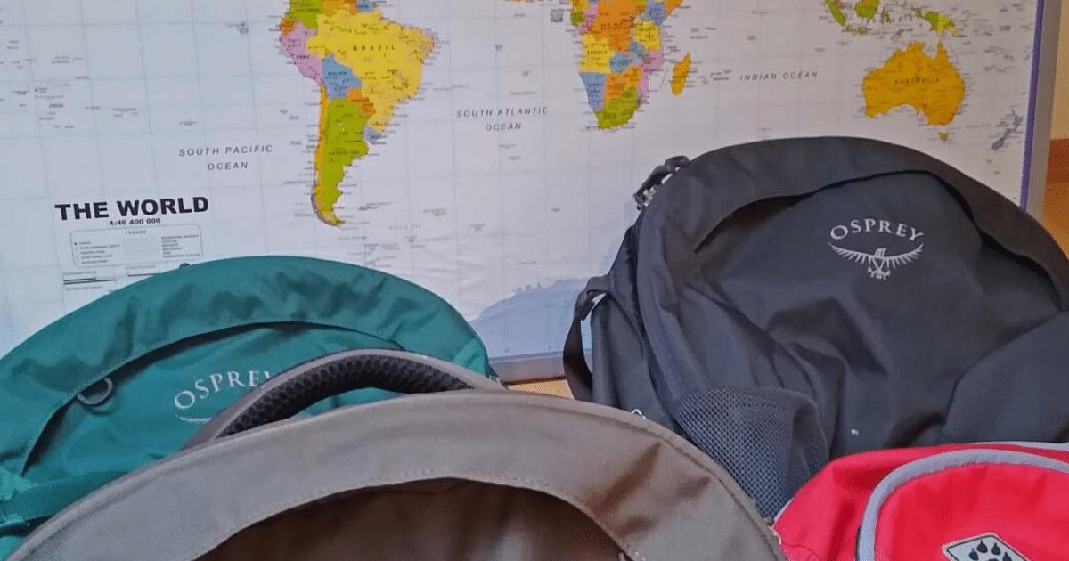 Packliste Reisen mit Handgepäck