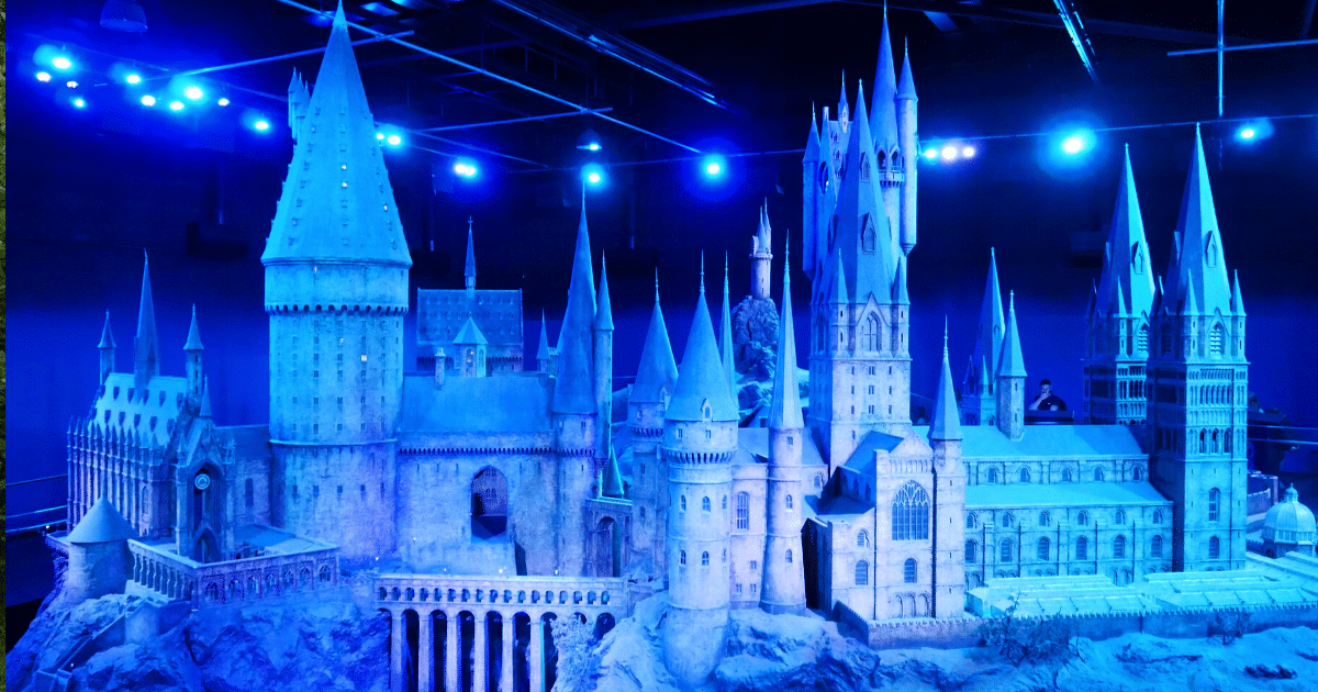 Harry Potter Museum bei London