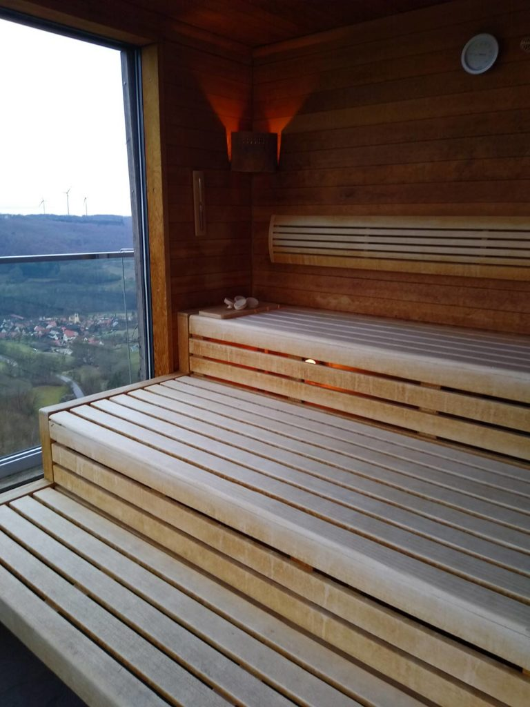 turmsauna mawell resort wellnesshotel deutschland