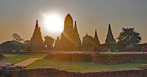 Ayutthaya mit Kindern erleben