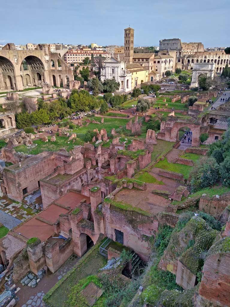 forum-romanum-italien-rom-mit-kindern