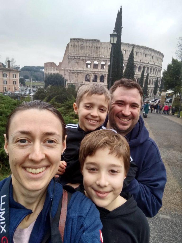 kolosseum sehenswürdigkeiten rom mit kindern