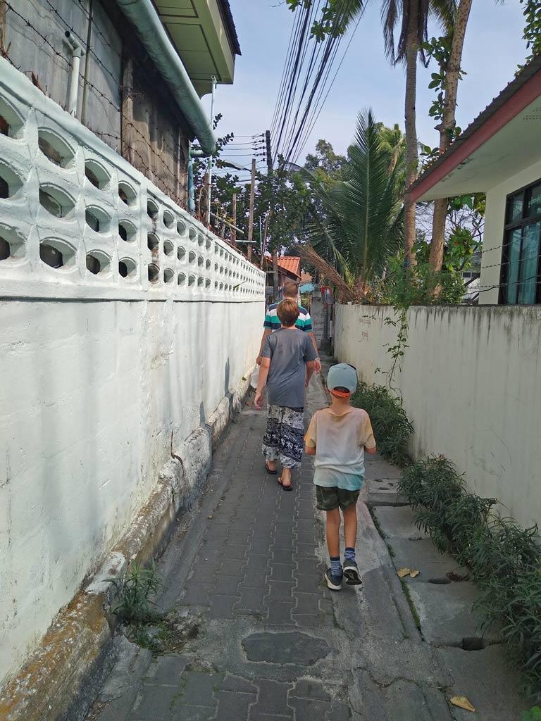nordthailand chiang mai mit kindern