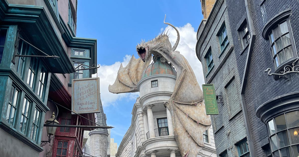 You are currently viewing Harry Potter Locations