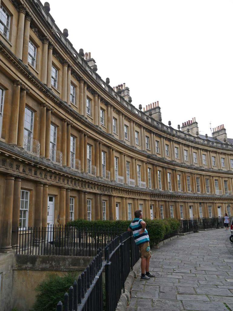 bath rundreise england großbritannien mit kindern