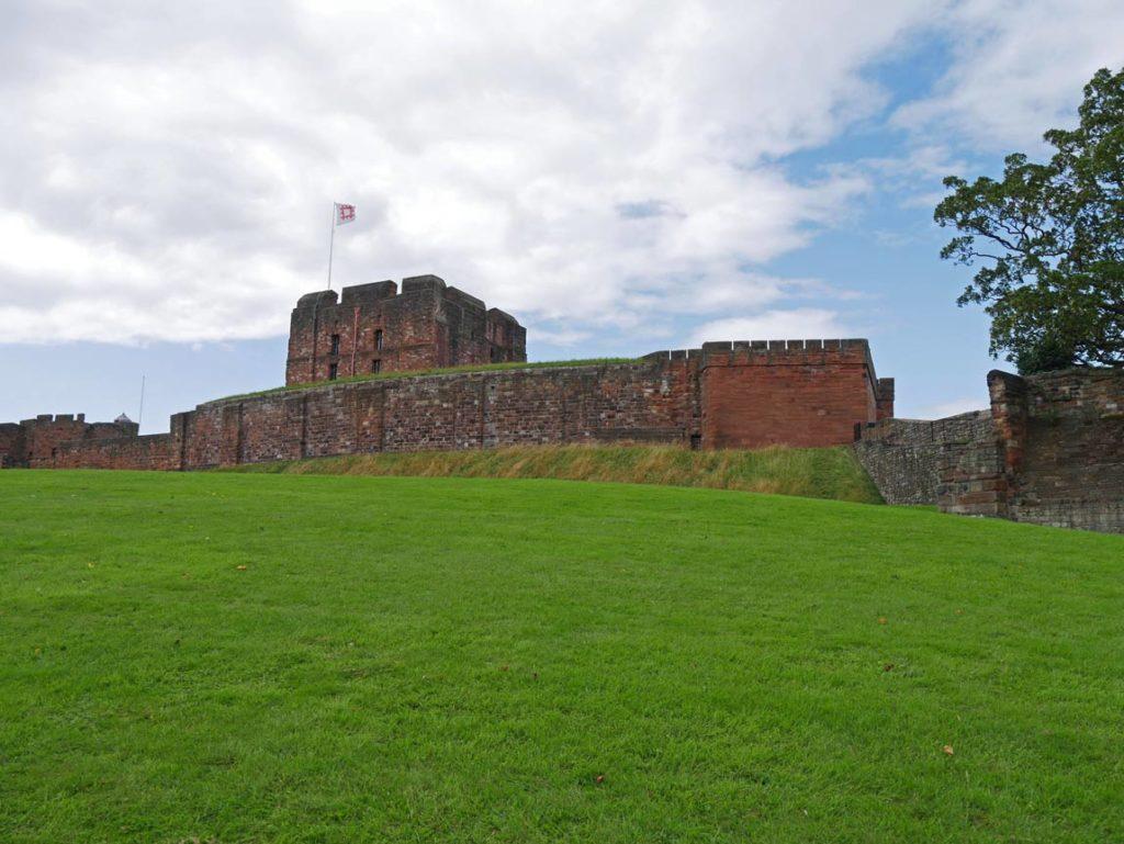 carlisle-castle-cumbria-england-rundreise-großbritannien-mit-kindern