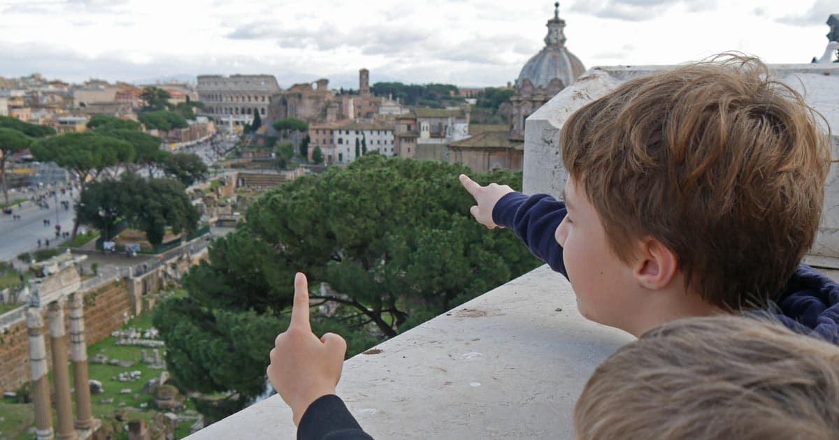 Lernen auf Reisen – Homeschooling mal anders