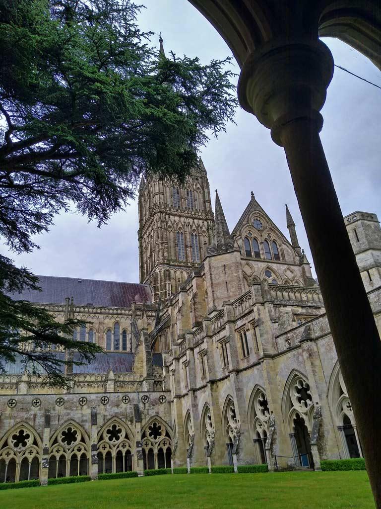 kathedrale salisbury rundreise england großbritannien